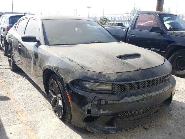 Salvage cars for sale from Copart Wilmington, CA: 2019 Dodge Charger GT