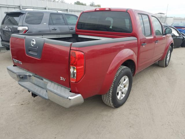 цена в сша 2011 Nissan Frontier S 4.0L 1N6AD0ER8BC412763