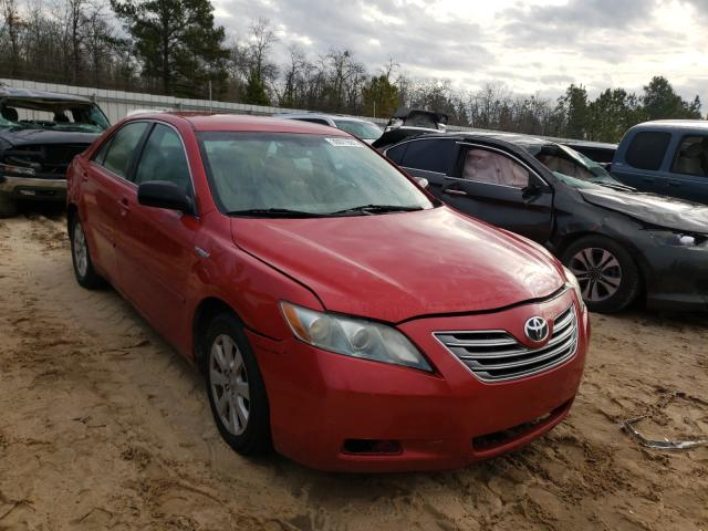 Salvage cars for sale from Copart Gaston, SC: 2007 Toyota Camry Hybrid