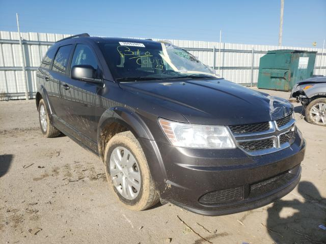 Salvage 2017 DODGE JOURNEY - Small image. Lot 30442441