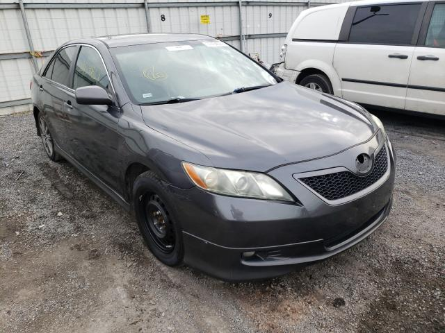 Salvage cars for sale from Copart York Haven, PA: 2007 Toyota Camry LE