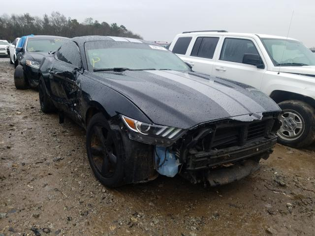 2016 FORD MUSTANG - Left Front View Lot 29811021.