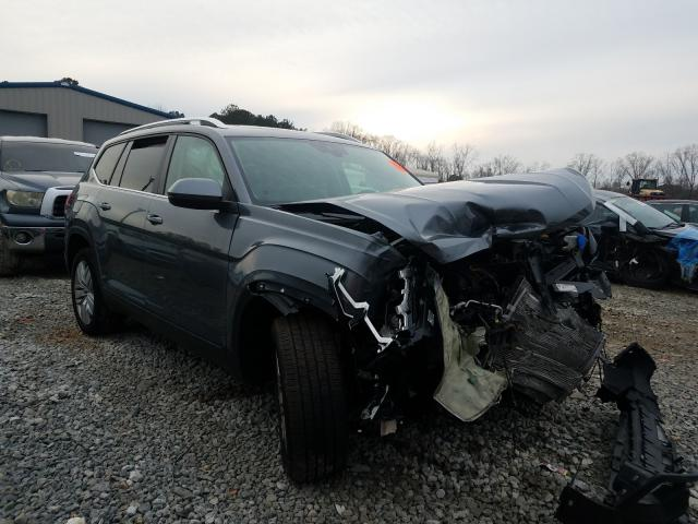 Salvage 2019 VOLKSWAGEN ATLAS - Small image. Lot 29730891