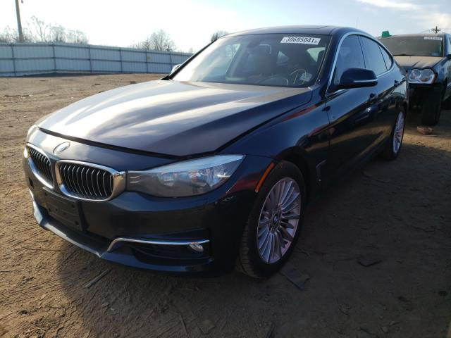 BMW 3 SERIES 2014 1