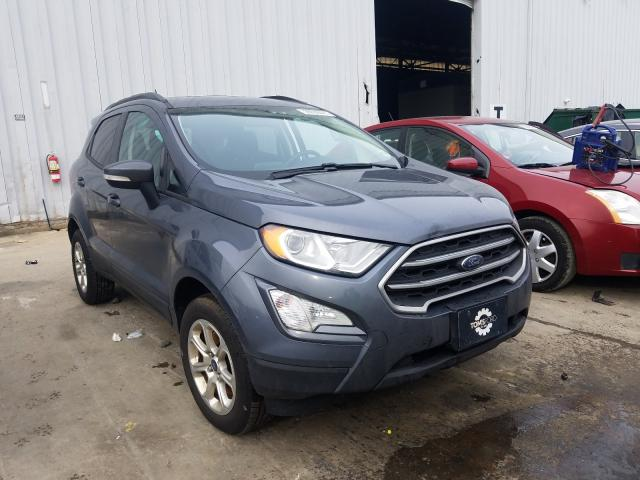 2019 Ford Ecosport S for sale in Windsor, NJ