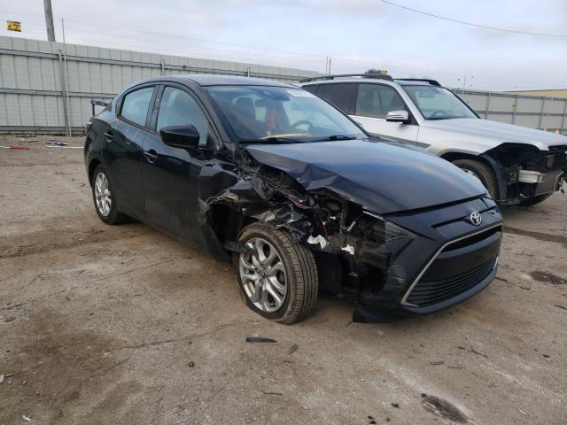Vehiculos salvage en venta de Copart Lexington, KY: 2017 Toyota Yaris IA