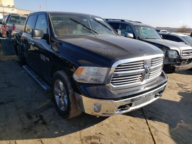 Salvage cars for sale from Copart Tulsa, OK: 2013 Dodge RAM 1500 SLT