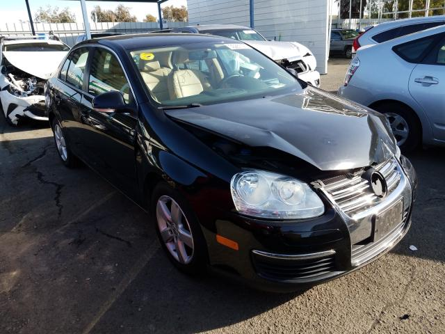 Salvage cars for sale from Copart Martinez, CA: 2009 Volkswagen Jetta SE