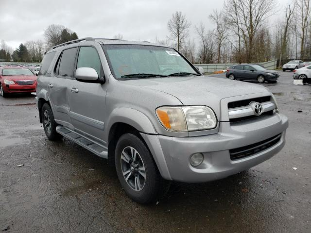 Toyota Sequoia LI salvage cars for sale: 2005 Toyota Sequoia LI