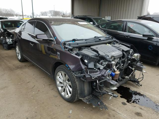 Salvage 2015 BUICK LACROSSE - Small image. Lot 30181741