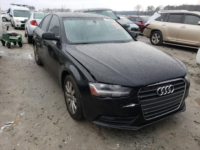Salvage 2013 AUDI A4 - Small image. Lot 30334561