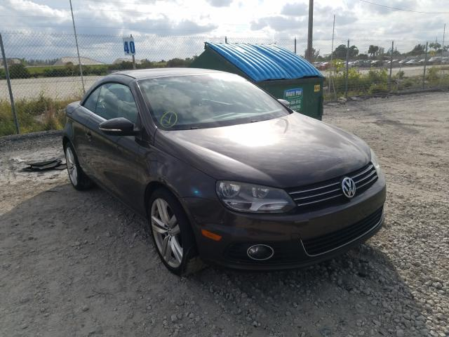 Salvage 2012 VOLKSWAGEN EOS - Small image. Lot 29725761