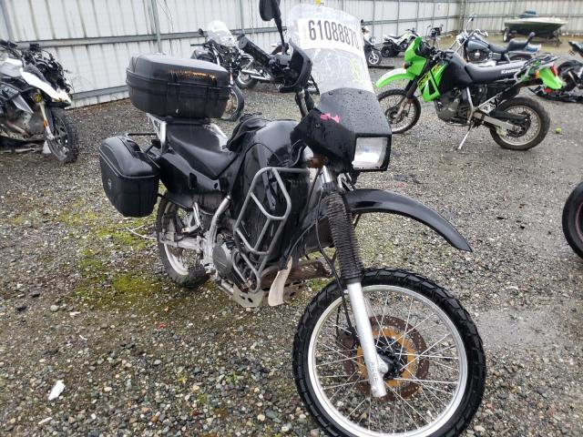 Salvage cars for sale from Copart Arlington, WA: 2005 Kawasaki KL650 A
