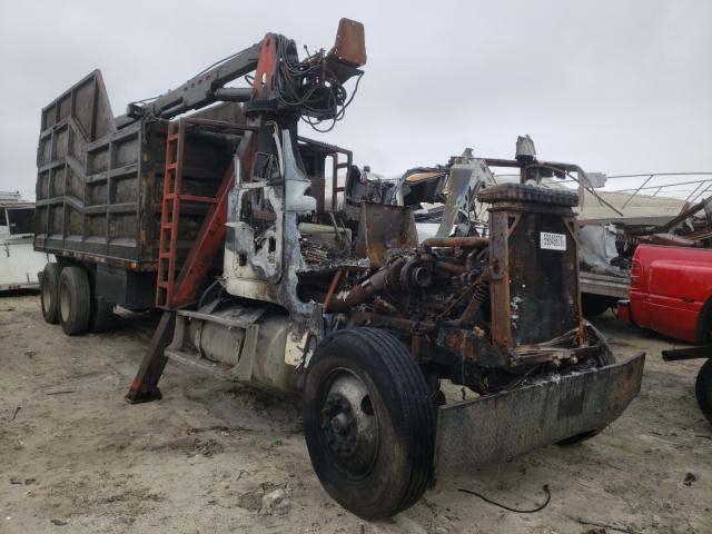 Salvage cars for sale from Copart Punta Gorda, FL: 1986 Freightliner Convention