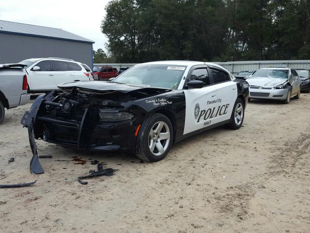 DODGE CHARGER 2015 1