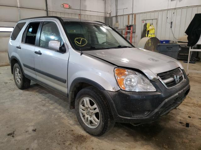 Salvage cars for sale from Copart Columbia, MO: 2003 Honda CRV