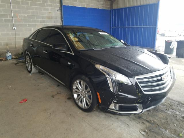 Salvage cars for sale at Cartersville, GA auction: 2019 Cadillac XTS Luxury
