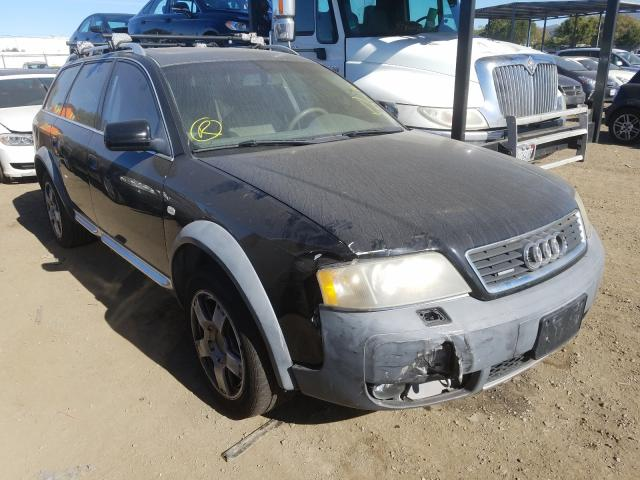 Audi Allroad salvage cars for sale: 2004 Audi Allroad