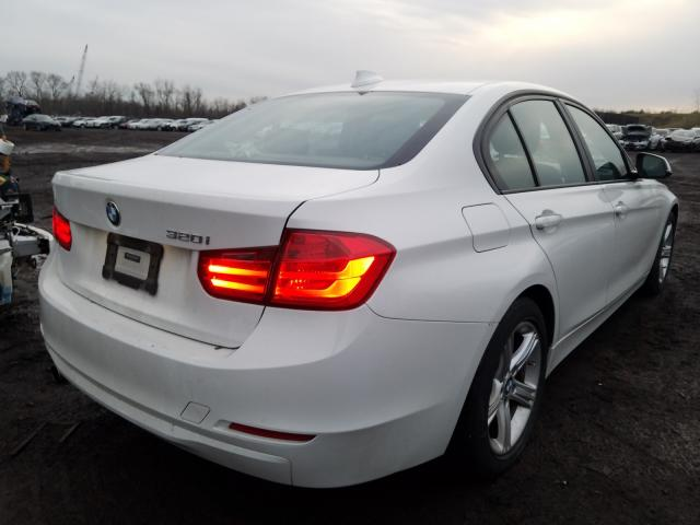 2014 BMW 320 I - Right Rear View