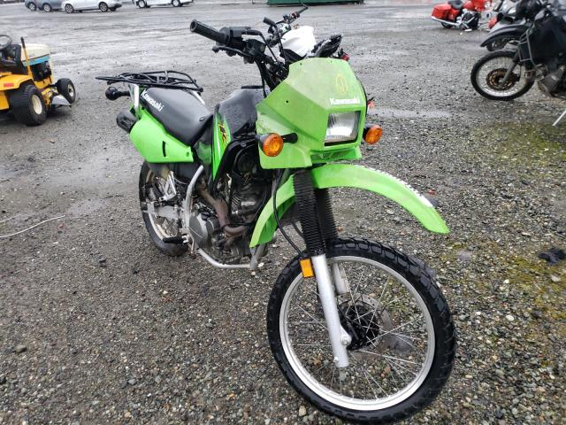 Salvage cars for sale from Copart Arlington, WA: 2006 Kawasaki KL650 A