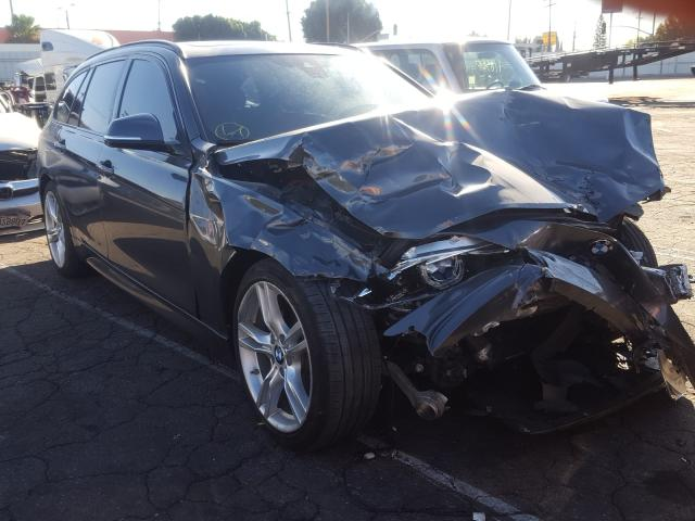 BMW 328 D Xdrive salvage cars for sale: 2016 BMW 328 D Xdrive