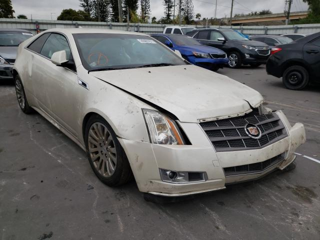 Salvage 2011 CADILLAC CTS - Small image. Lot 29995751