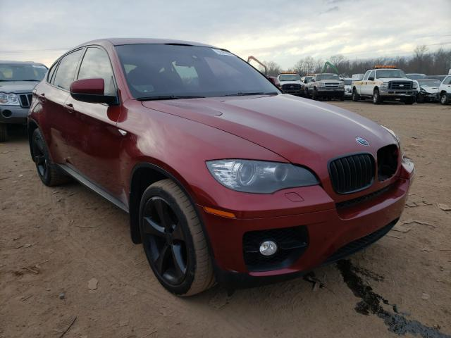 BMW X6 salvage cars for sale: 2009 BMW X6