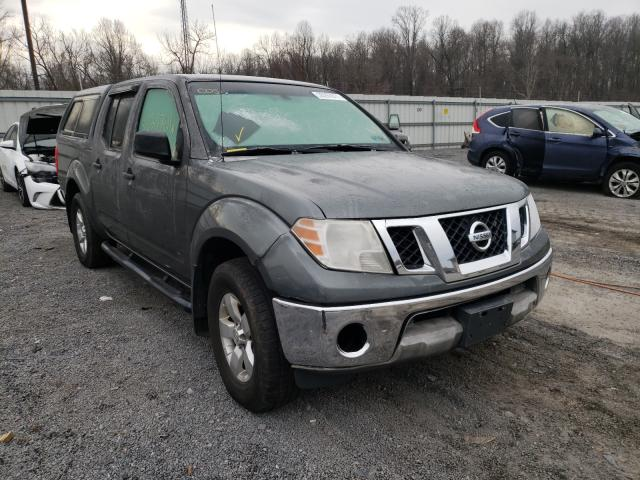 Salvage cars for sale from Copart York Haven, PA: 2009 Nissan Frontier C