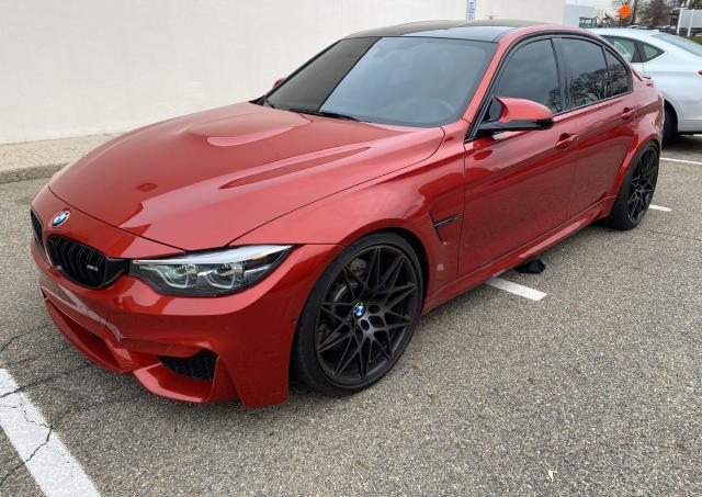 BMW M3 2018 1