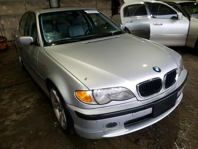Salvage cars for sale from Copart Graham, WA: 2003 BMW 330 I