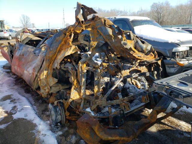 Salvage cars for sale from Copart Pekin, IL: 2019 Chevrolet Silverado