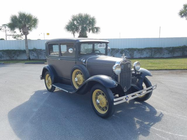 Ford Model A salvage cars for sale: 1930 Ford Model A