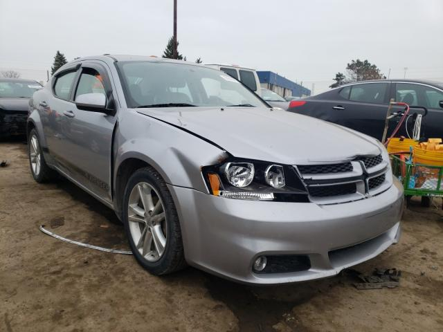 2013 DODGE AVENGER SX - Other View
