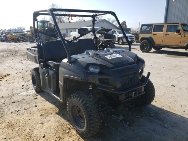 Salvage cars for sale from Copart Sikeston, MO: 2018 Polaris Ranger 570