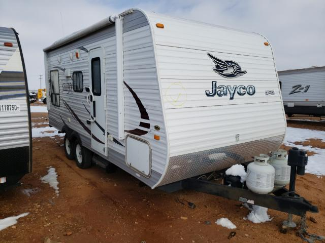 Jayco Trailer salvage cars for sale: 2014 Jayco Trailer