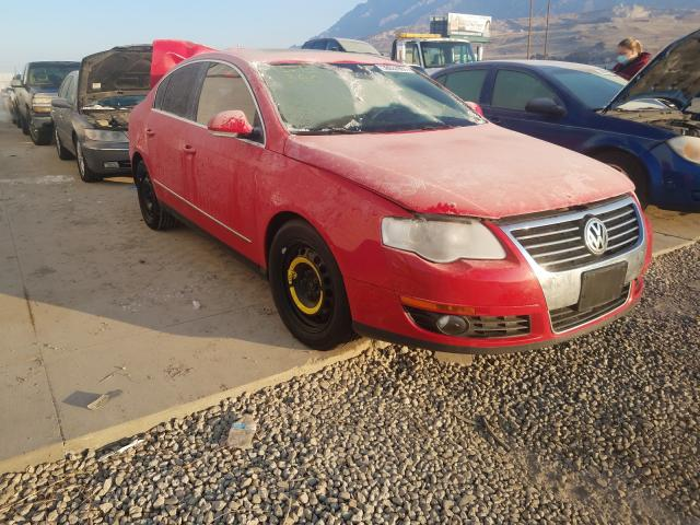 Salvage cars for sale from Copart Farr West, UT: 2008 Volkswagen Passat VR6