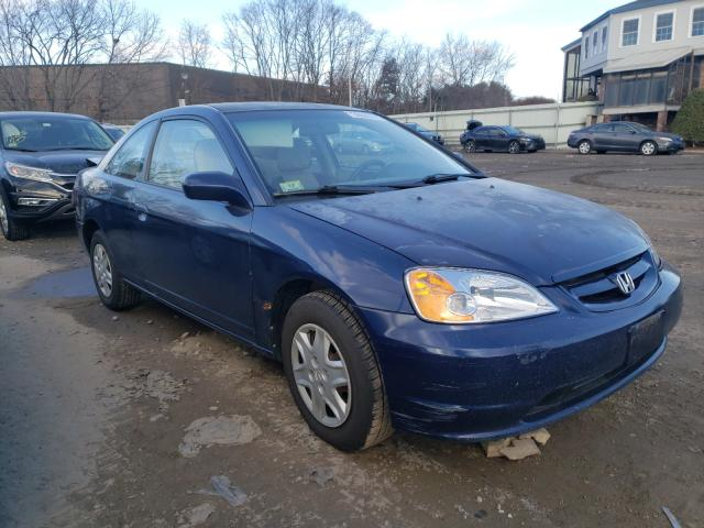 Honda Civic DX salvage cars for sale: 2003 Honda Civic DX
