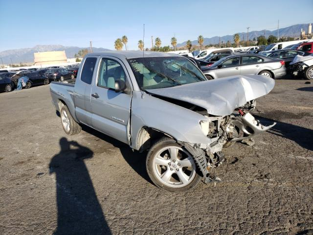 Salvage cars for sale from Copart Colton, CA: 2008 Toyota Tacoma ACC