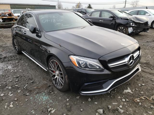 2017 Mercedes-Benz C 63 AMG-S for sale in Windsor, NJ