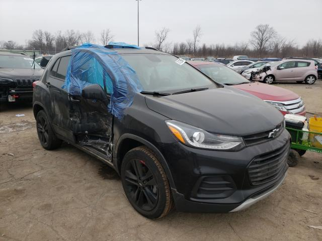 2020 Chevrolet Trax 1LT for sale in Woodhaven, MI