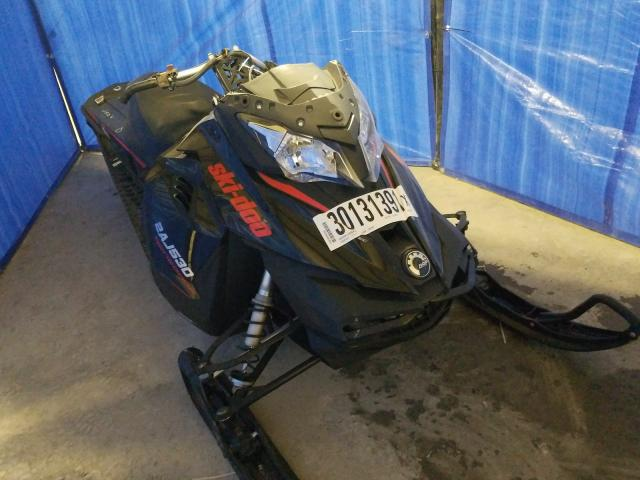 Skidoo salvage cars for sale: 2015 Skidoo REN 600