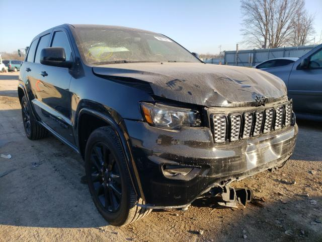 2017 JEEP GRAND CHER - Other View Lot 30412241.