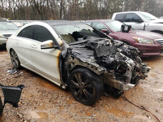 Salvage 2014 MERCEDES-BENZ C CLASS - Small image. Lot 30371131