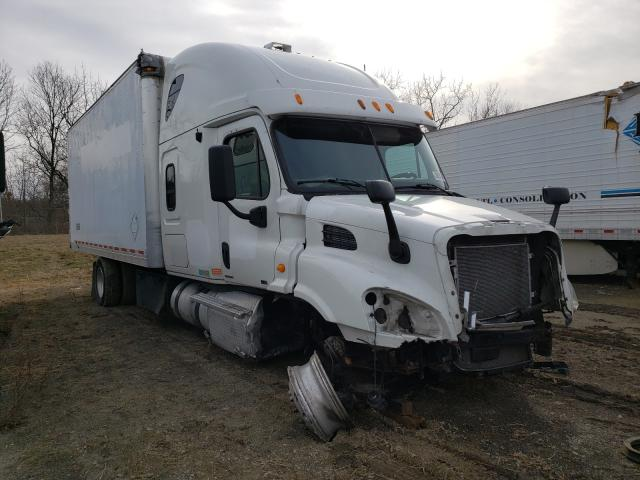 Salvage cars for sale from Copart Chambersburg, PA: 2012 Freightliner Cascadia 1
