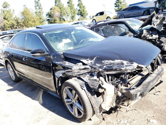 Salvage cars for sale from Copart Rancho Cucamonga, CA: 2014 Volkswagen Passat SE