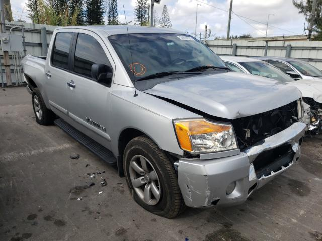 2012 Nissan Titan S for sale in Miami, FL