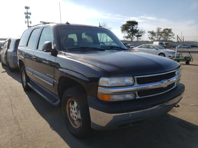 Salvage cars for sale from Copart Brookhaven, NY: 2003 Chevrolet Tahoe