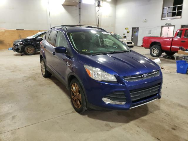 Salvage cars for sale from Copart Moncton, NB: 2015 Ford Escape SE