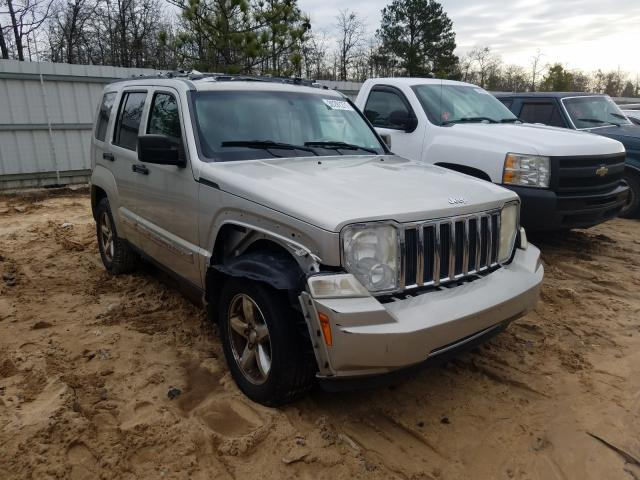 Salvage cars for sale from Copart Gaston, SC: 2008 Jeep Liberty LI