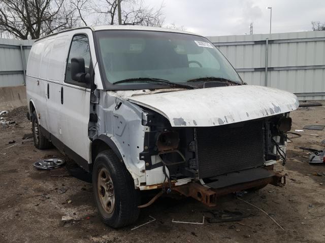 Salvage cars for sale from Copart West Mifflin, PA: 2004 Chevrolet Express G1